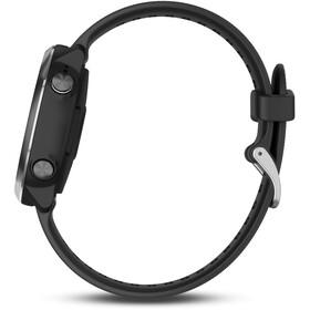 Garmin forerunner 645 Running Watch, black/silver